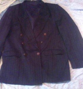 пиджак клубный 54+170
