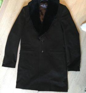 Новое пальто мужское