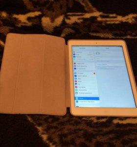 Apple iPad Air с sim, ростест  md794ru/a