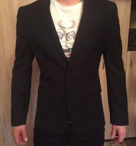 Новый мужской пиджак H&M