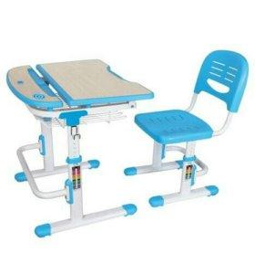 Детский стол для школьника Fun Desk