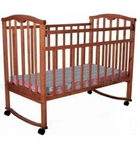 Кроватка Золушка