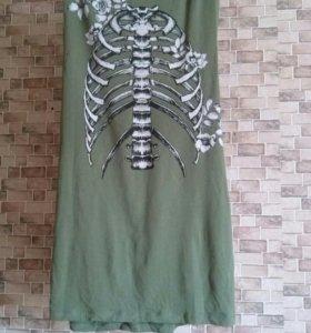 Майка - платье 46 размер