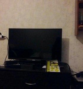 телевизор 32 дюйма. новый