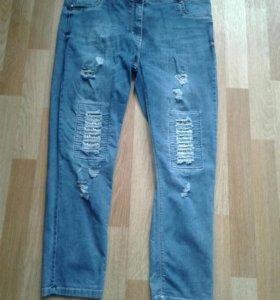 джинсы новые 54-56