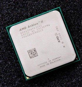 Процессор AMD Athlon 2 x3 435