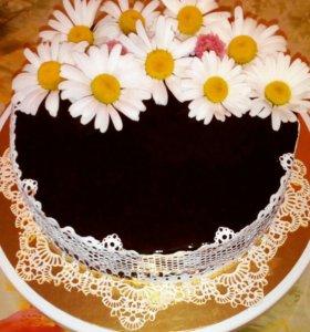 ТОРТ НА ЗАКАЗ!свадебные торты, капкейки