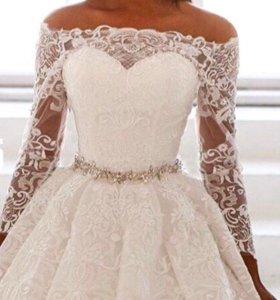 Свадебное платье (прокат)