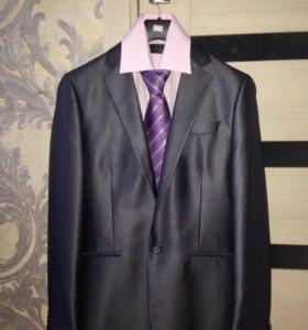 Костюм + рубашка, галстук. АКЦИЯ!