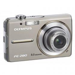 Olympus fe-280 ( 8 МР)