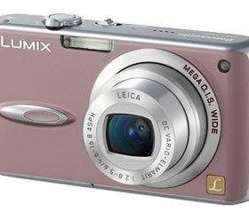 Panasonic Lumix DMC-FX01 (6MP)