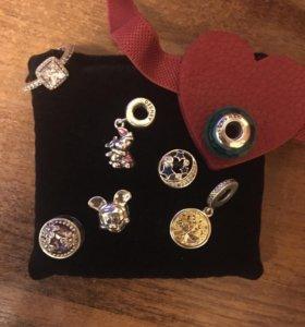 Pandora Шарм , кольцо