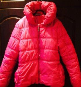 Куртка для девочки 7-8 лет б/у