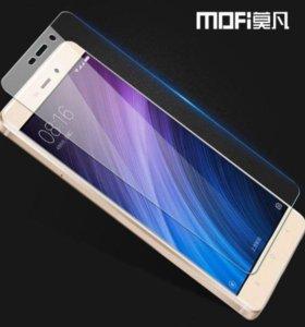Защитное стекло Mofi для Xiaomi RedMi 4/4 Pro
