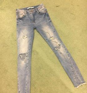 Продаю джинсы Zara