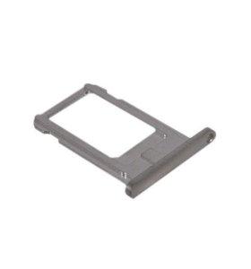 iPhone 6 держатель sim(лоток), grey original Apple