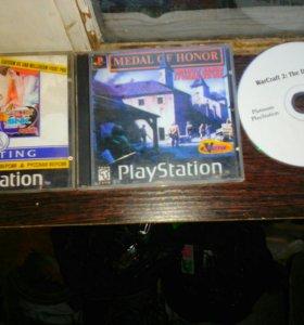 За все! Игры на PlayStation 1