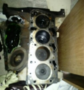 Двигатель Ford tranzit 2,0 дизель