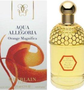 Aqua allegoria orange magnifica 125 ml