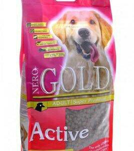 Nero Gold корм для собак с курицей 12кг