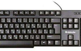 Клавиатура defender 930 новая