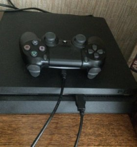 PS4 Slim, 500 GB