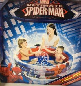 Spider-Man надувной бассейн