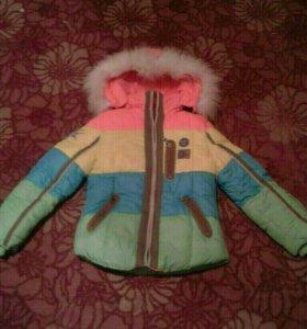 Лыжный костюм детский