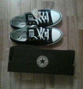 Converse, цвет синий, размер 41—42