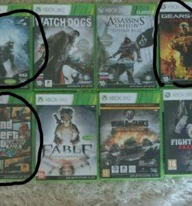Игры лицензия на xbox 360