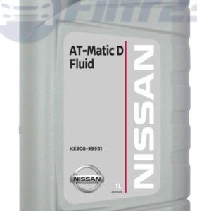 Трансмиссионное масло Ниссан AT Matic D Fluid