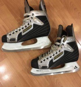 Хоккейные коньки Фишер