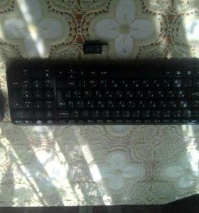 Клавиатура и мышка без проводная