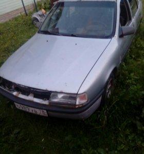 Опель вектра седан 1991г.