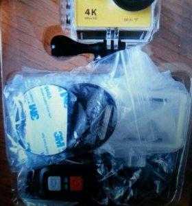 Экшен камера 4к full hd