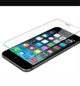 Защитное стекло айфон 6