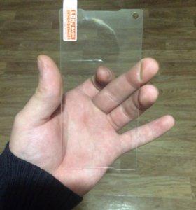 Продам защитное стекло на Sony Xperia z5 compact