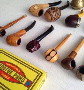 Набор курительных трубок