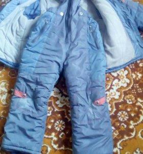 Куртка + комбинезон