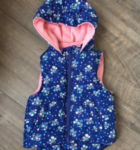 Пакет одежды на девочку 2 года