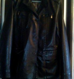 Куртка кожа
