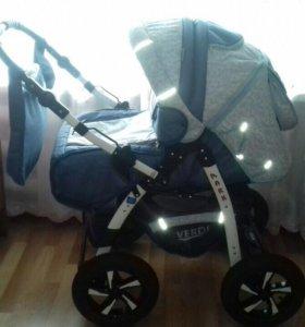 Продам отличную детскую коляску