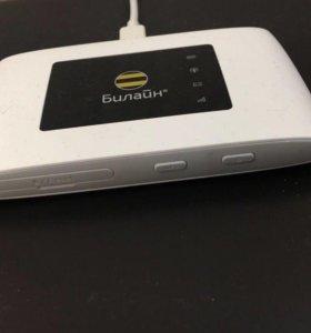 WiFi модем 4G Beeline