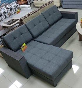 Атлант угловой диван-кровать