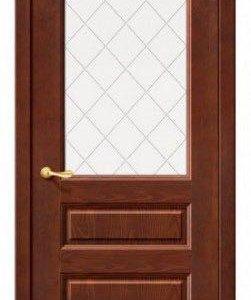Межкомнатная дверь из массива Леонардо ПО-ПГОрех