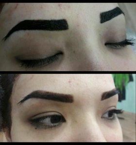 """💇Услуги парикмахера-универсала """"Идеальные бровки"""""""
