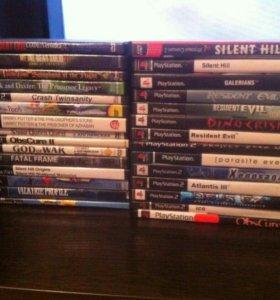 Диски для Sony PlayStation 2
