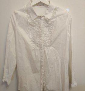 Блузка для беременной Буду мамой