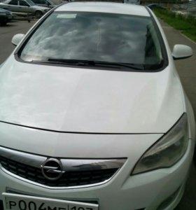 Opel Astra G Turbo