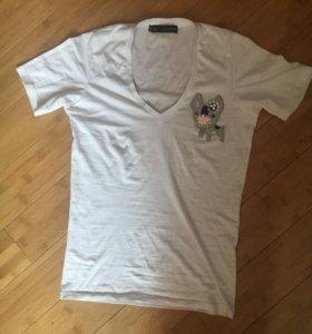 футболка dsquared